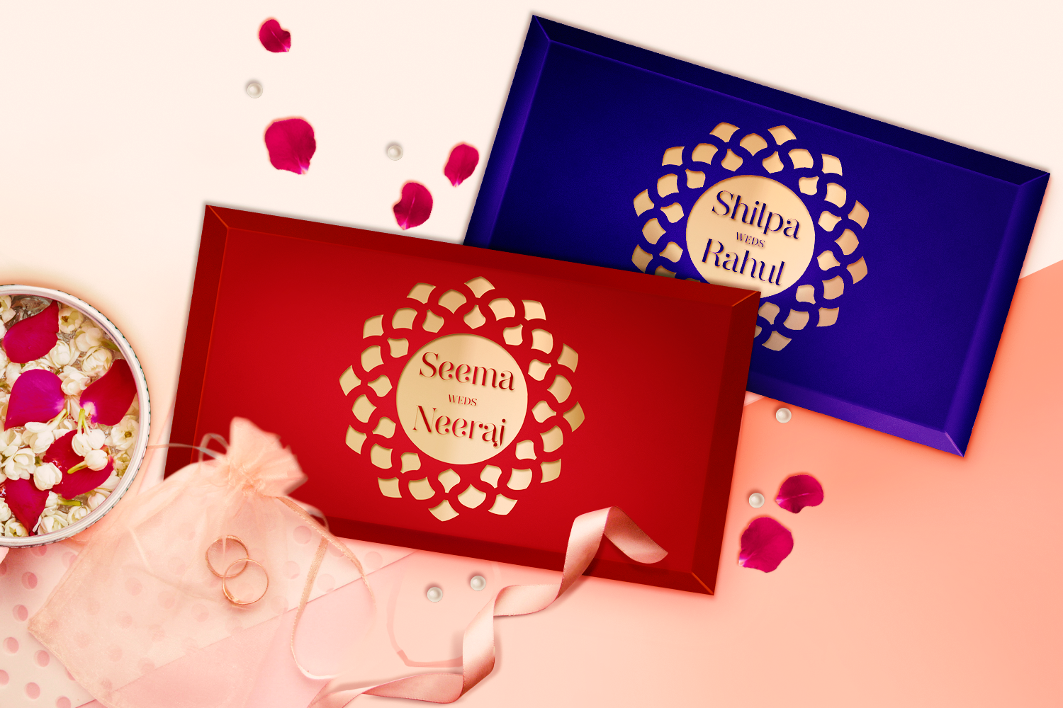 Out Of The Box Gift Ideas To Make Your Wedding Invites Special