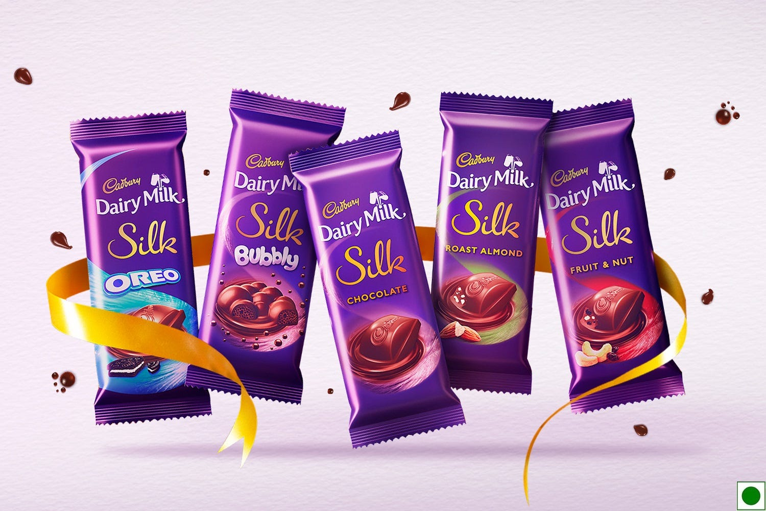 Cadbury Dairy Milk Silk Chocolates (Mumbai Only)