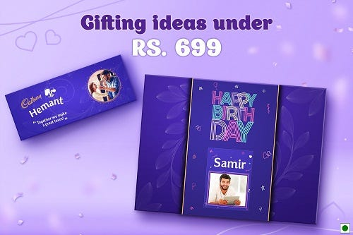 Buy Gifts under Rs. 699