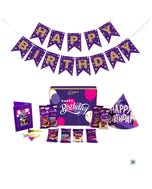 Happy Birthday Tin Box With Video Personalisation - Choose Your Mix