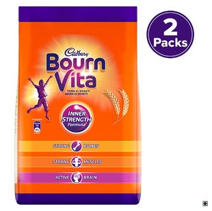 Cadbury Bournvita 750g Health Drink Pouch