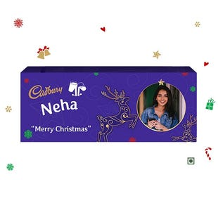Christmas Special Personalised Bar
