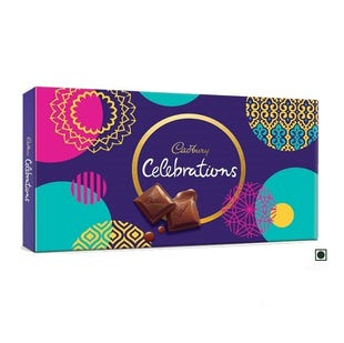 Celebrations Assorted Chocolate Gift Pack, 136.7g- Pack of 5