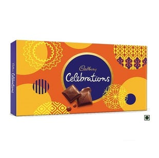Celebrations Assorted Chocolate Gift Pack, 186.6g- Pack of 3