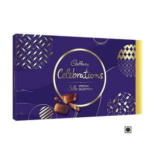 Cadbury Silk Selection Box, 233g