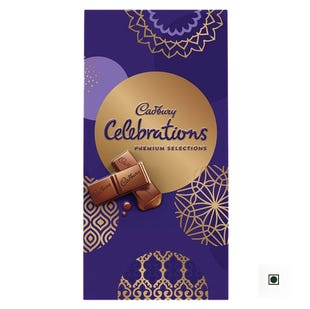 Celebrations Premium Chocolate Gift Pack, 217g- Pack of 2