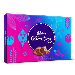 Celebrations Assorted Gift Pack, 145g