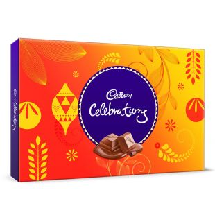 Celebrations Assorted Gift Pack, 197.1g