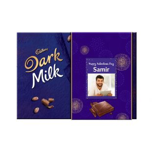 Valentines Dark Milk Box