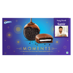 Oreo Dipped Moment Personalised Gift Pack