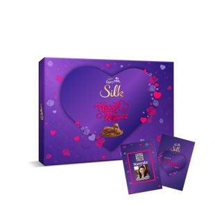 Valentines Gift Box with Video Personalisation