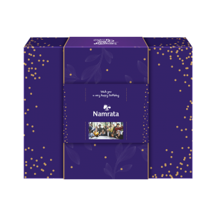 Cadbury Personalised Gift Pack