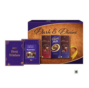 Luxurious Dark Chocolate Gift Collection