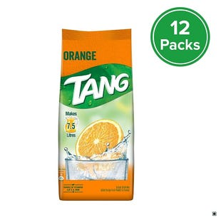 Tang Orange Instant Drink Mix, 750g - Pack of 12