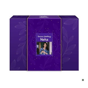 Personalised All Occasion Gift Pack with 6 Premium Chocolates
