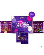 Pick n Mix Personalised Premium Tin Birthday Box Large with Video Personalisation