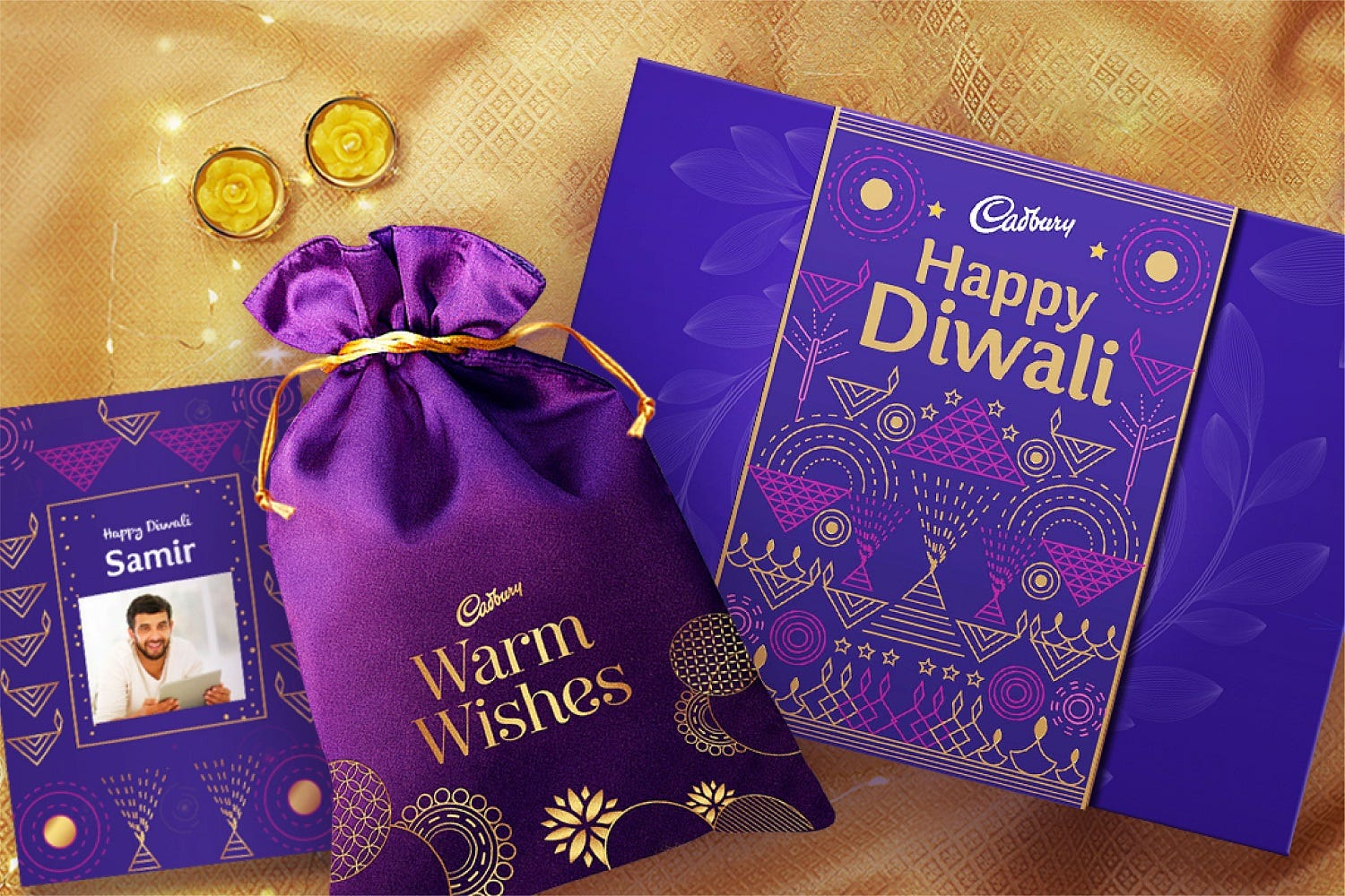 Diwali Gifts for Your Boyfriend: Make it Sweet & Special