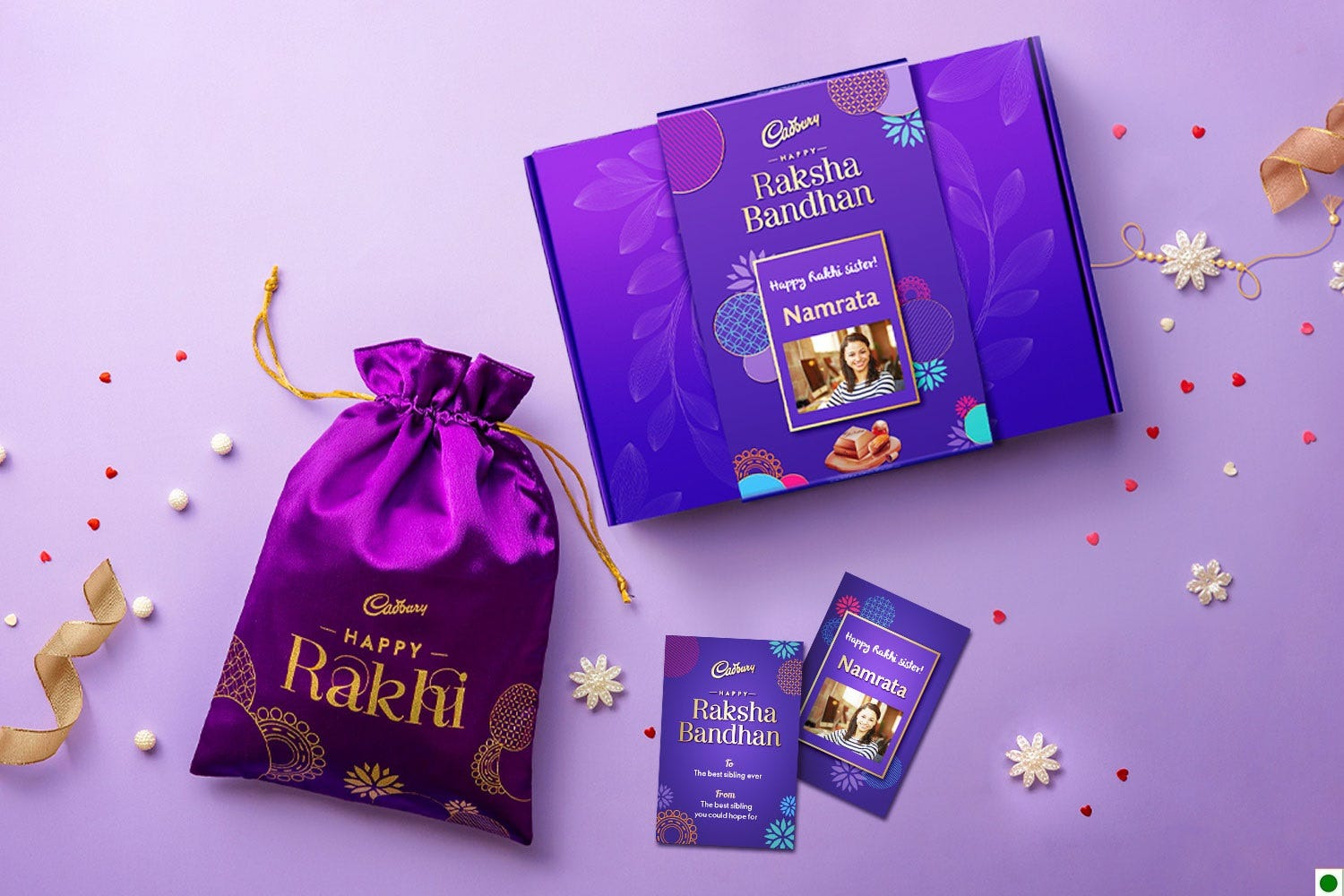 8 Cadbury Gifts that you Can Send Along with Rakhi