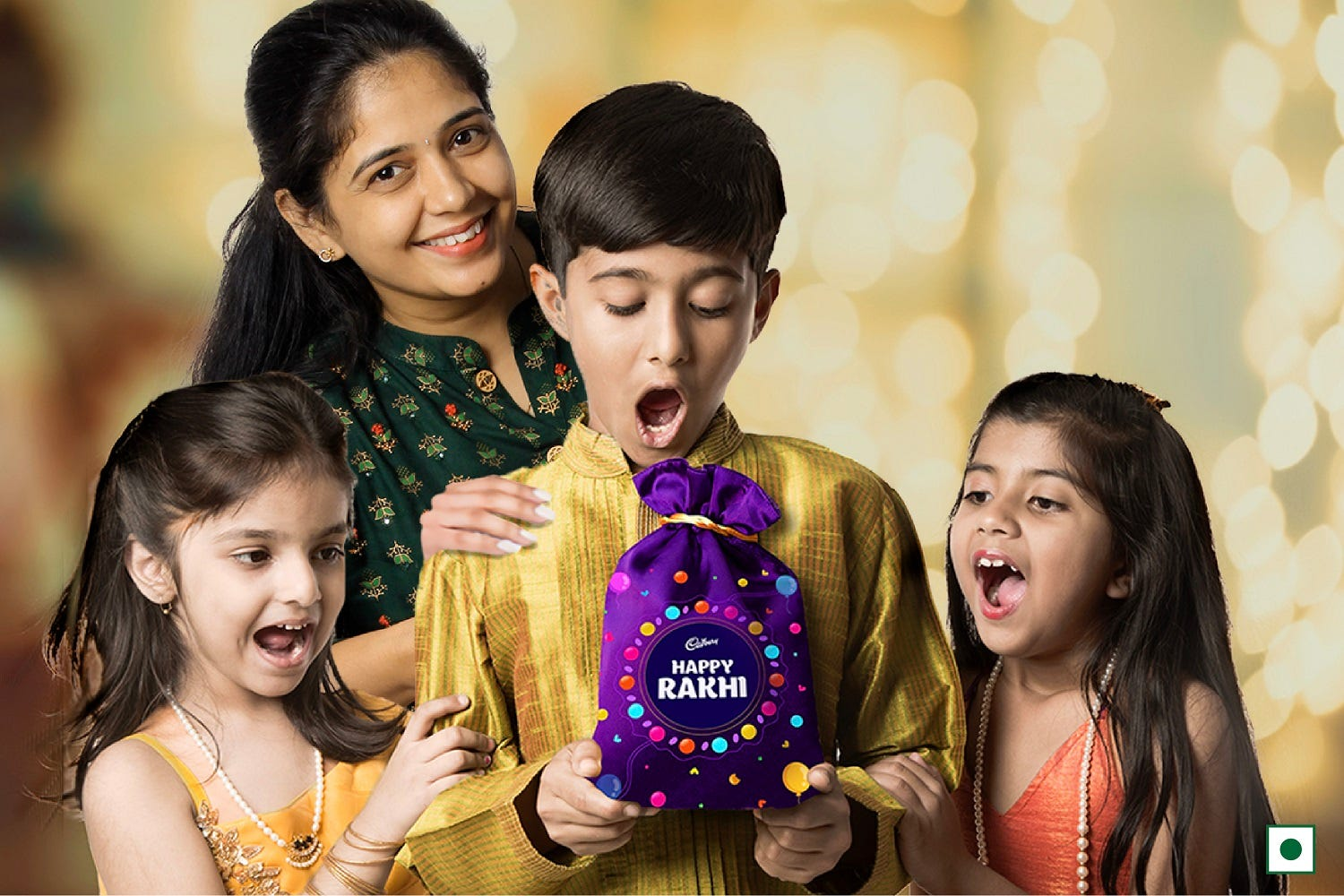 5 Chocolate Rakhi gift ideas for the sisters you bond with