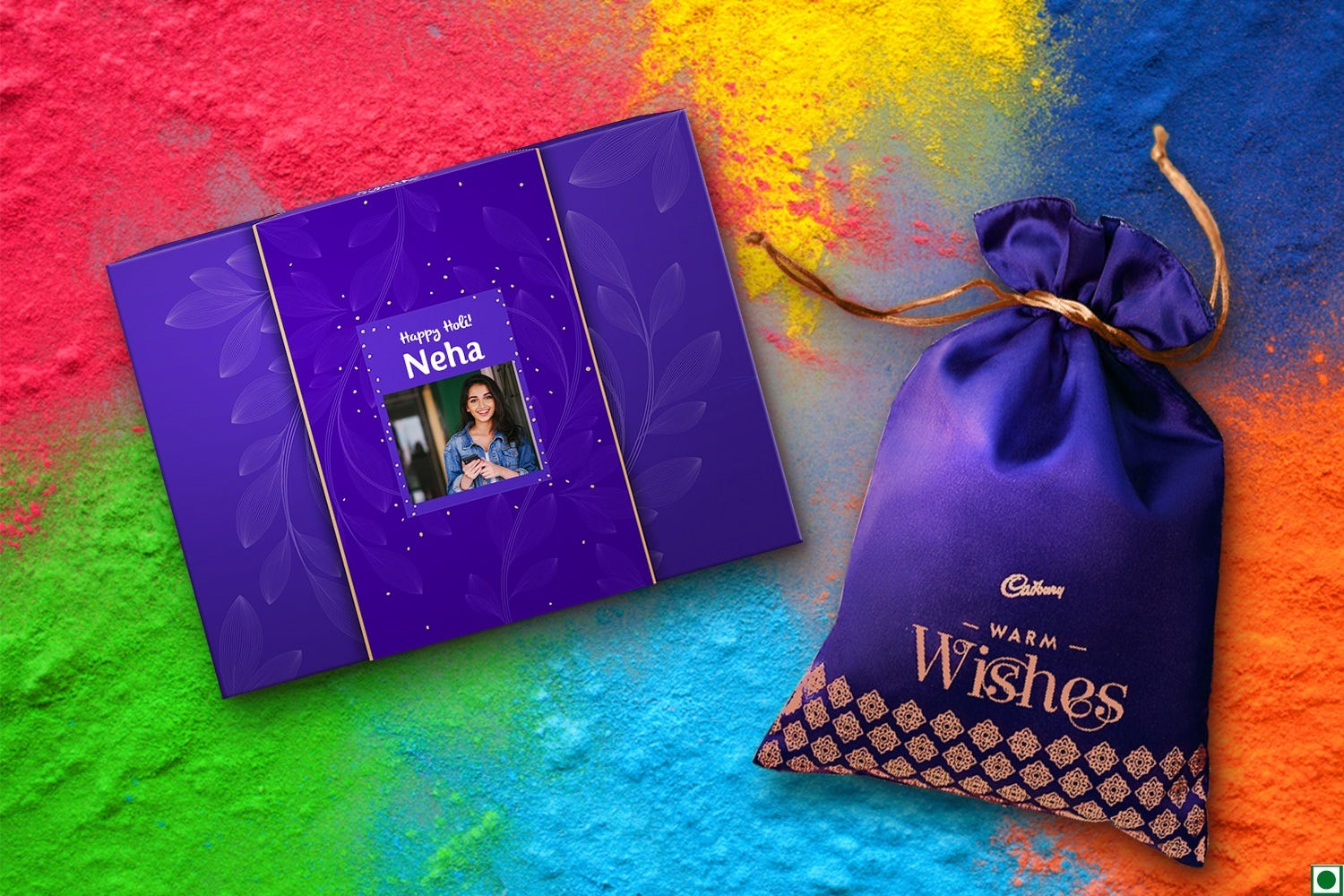 Colourful Holi Gift Hamper Ideas for All