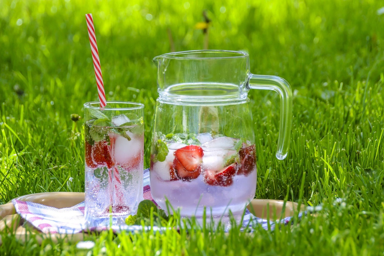5 Homemade Summer Drinks to Beat the Heat